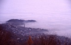 Montaner sopra la nebbia